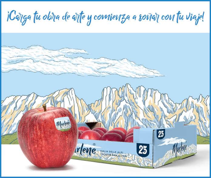Manzanas Marlene Concurso Viaje Al Tirol