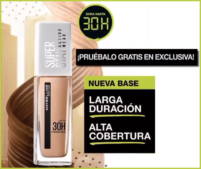Maybelline Trendsetters Syuperstay 30h