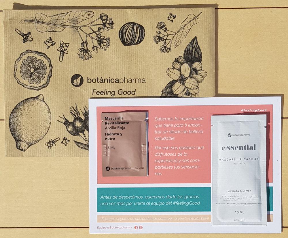 Muestras Recibidas Botanica Pharma