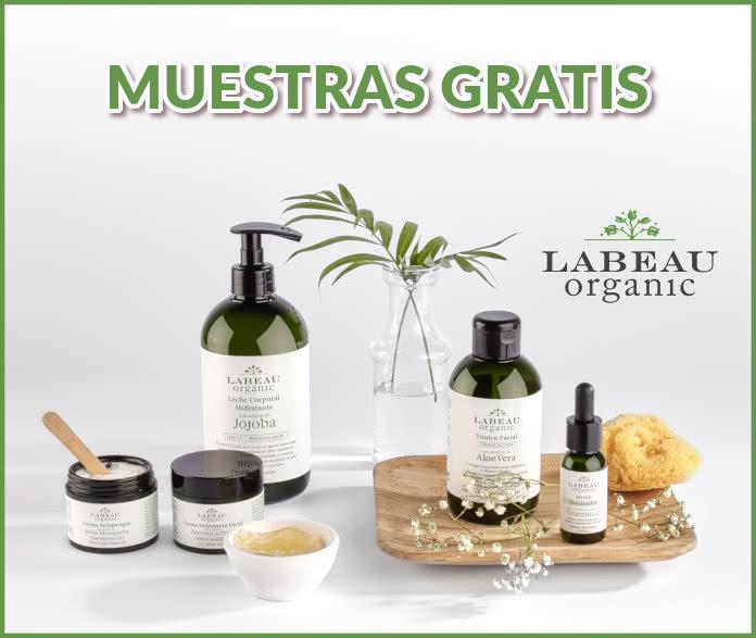 Muestras Gratis Labeau Organic Correos Sampling