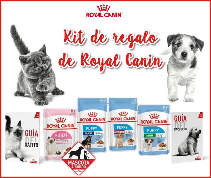 Muestras Gratis Royal Canin Gatitos Cachorros
