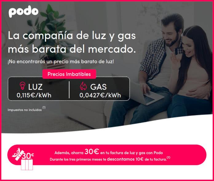 Podo Ahorra Factura Luz Y Gas