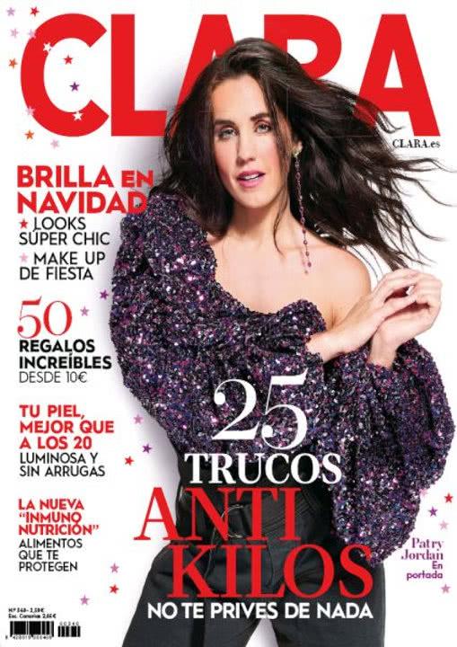 Portada Revista Clara Diciembre 2020