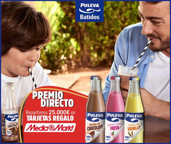 Premio Directo Puleva Batidos Mediamarkt