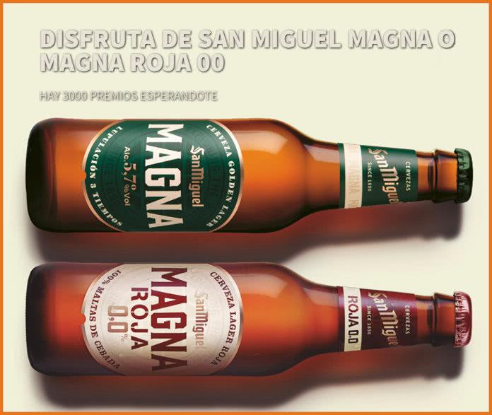 San Miguel 3000 Premios Por Compra