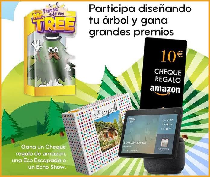 Sigaus Sorteo 100 Tarjetas Amazon