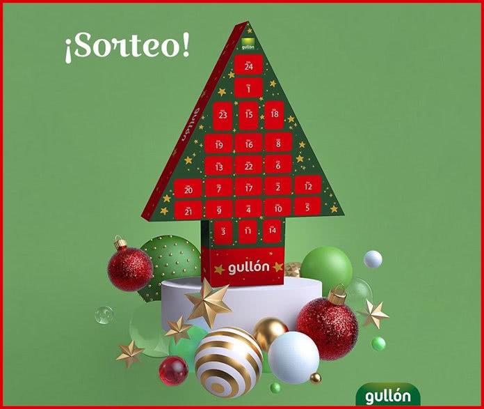 Sorteo Calendario Adviento Gullón
