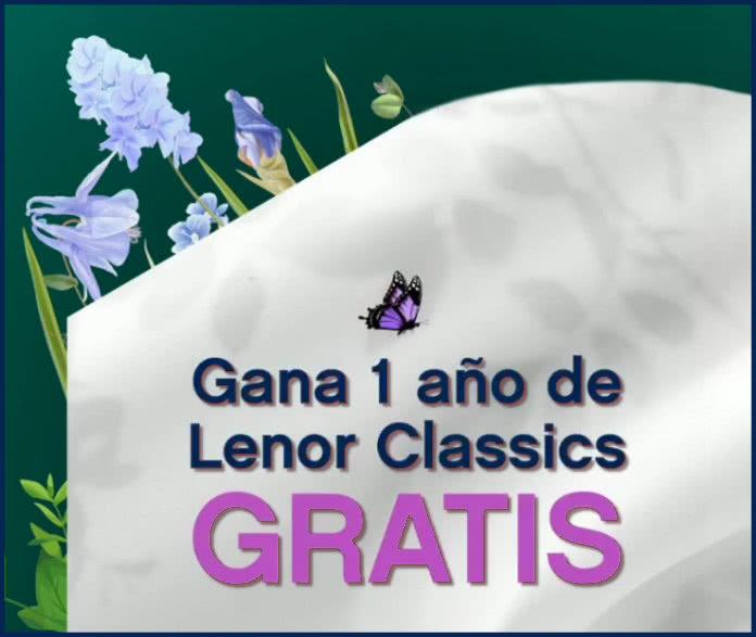 Sorteo Lenor Classics