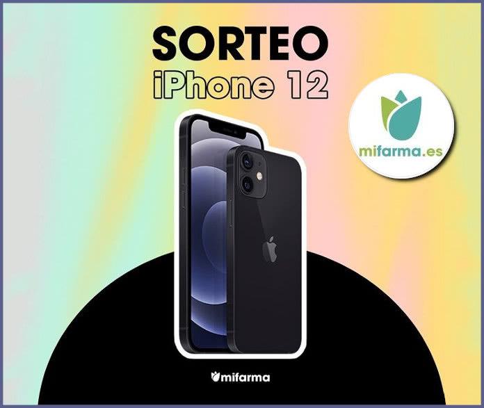 Sorteo Mifarma Iphone12 Vales 500 100 Euros