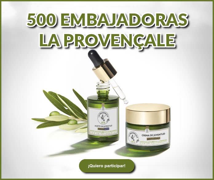 Trnd 500 Embajadoras La provençale Bio