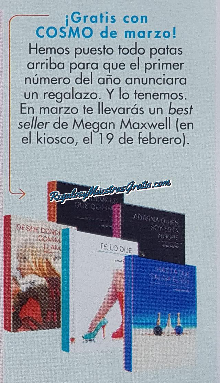 Avance Regalos Revistas Febrero 2021 Cosmopolitan