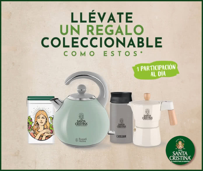 Cafes Santa Cristina 4000 Premios Directos