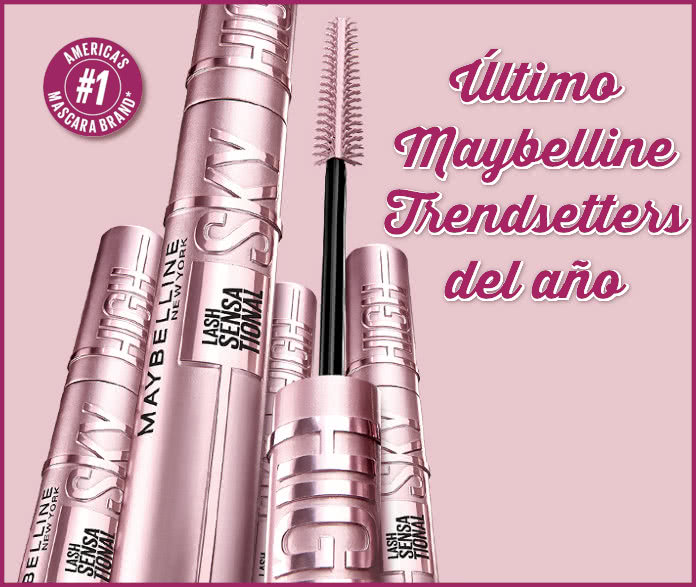 Maybelline Trendsetters 250 Testers Sky High
