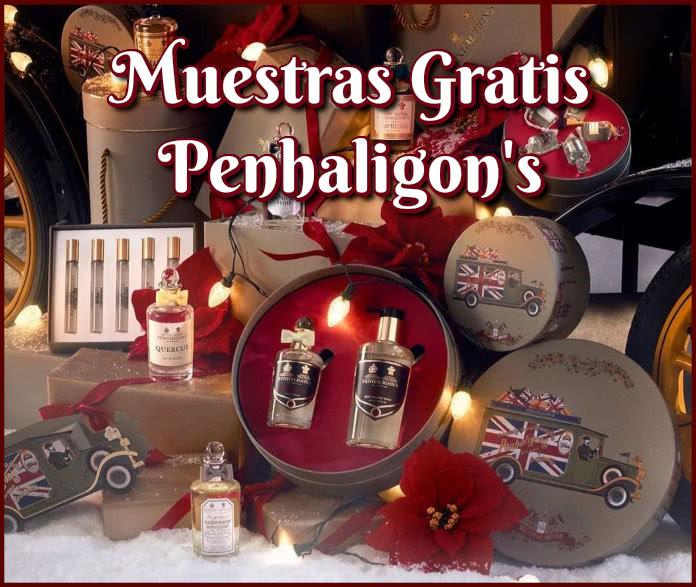 Muestras Gratis Penhaligon's