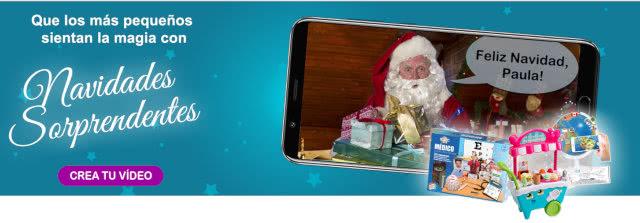 Navidades Sorprendentes Crea Tu Video