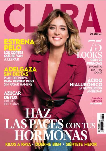 Portada Revista Clara Enero 2021