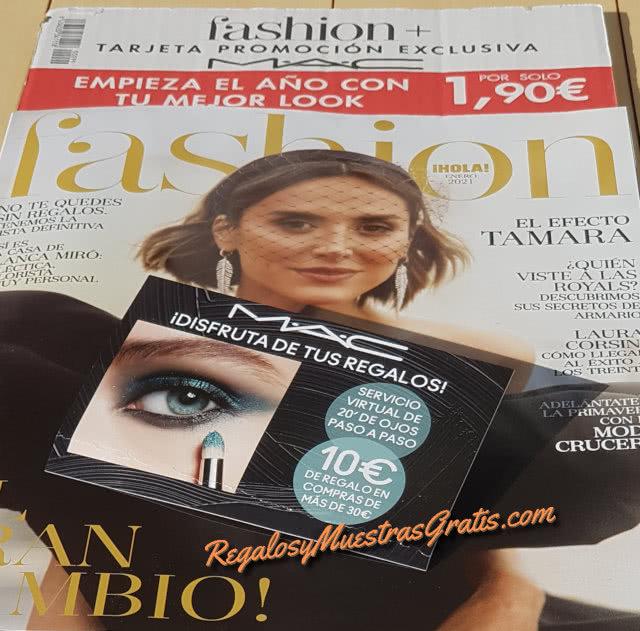 Regalos Revistas Enero 2021 Fashion