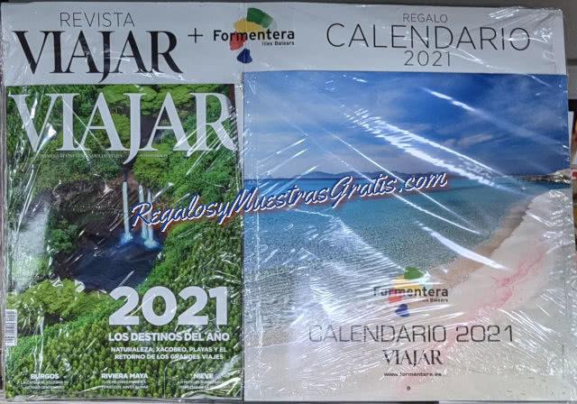 Regalos Revistas Enero 2021 Viajar