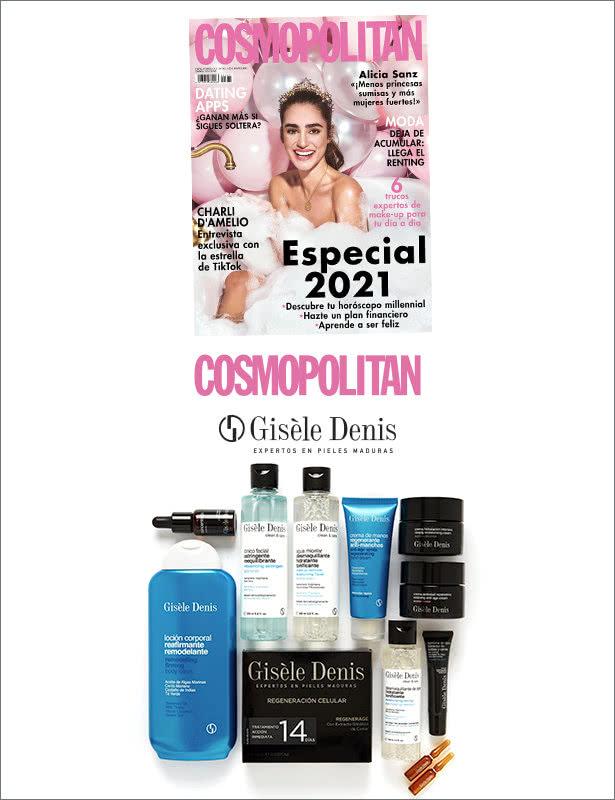 Regalos Suscripción Revistas Cosmopolitan Enero 2021