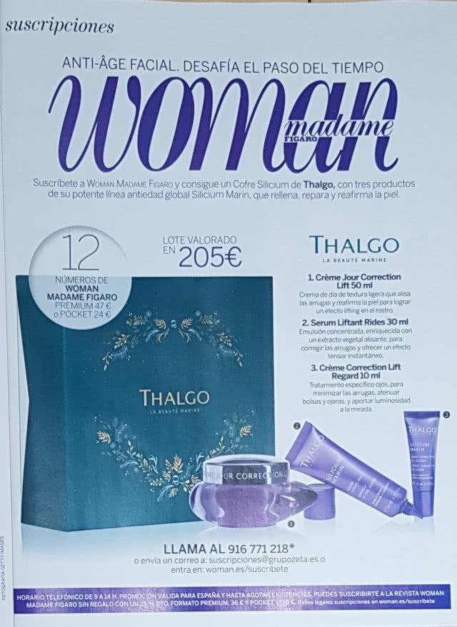 Regalos Suscripción Revistas Woman Enero 2021