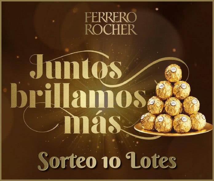 Sorteo 10 Lotes Ferrero Rocher Pueblo Navidad