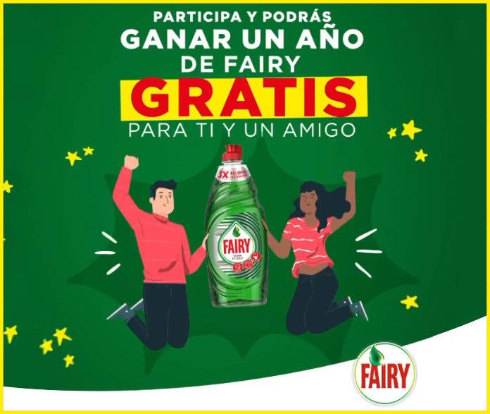 Sorteo 3 Premios 12 Fairy