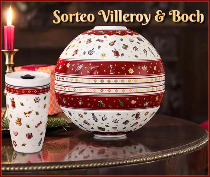 Sorteo Navidad Villeroy Boch 2020