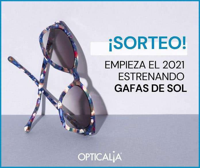 Sorteo Opticalia Gafas De Sol 2021