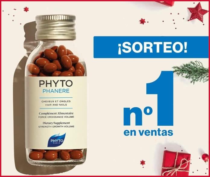 Sorteo Phyto París 50 Lotes