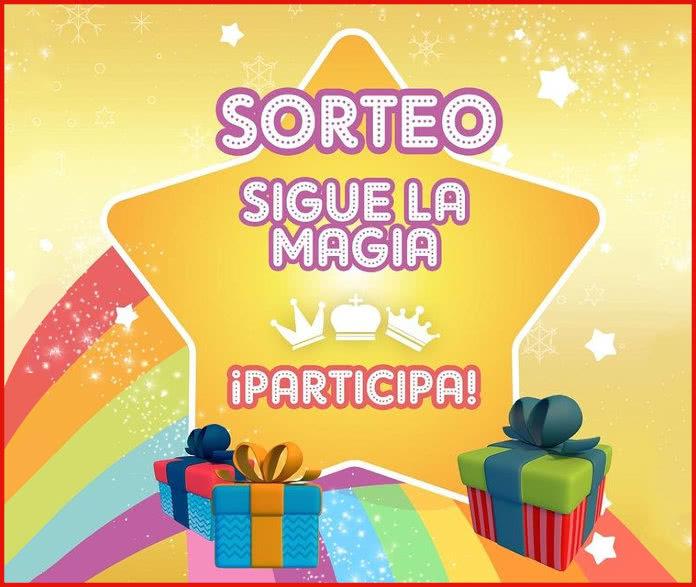 Sorteo Vive La Magia 2.000 Llamadas Reyes Magos