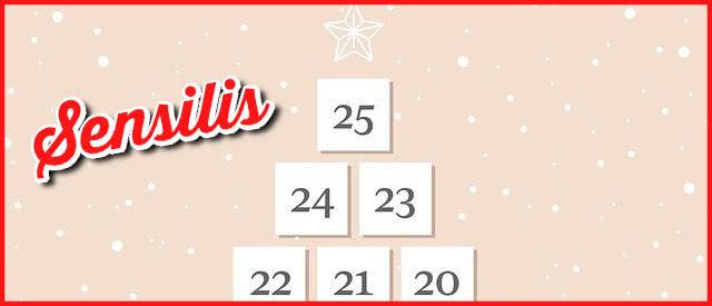Sorteos Calendarios Adviento 2020 Sensilis