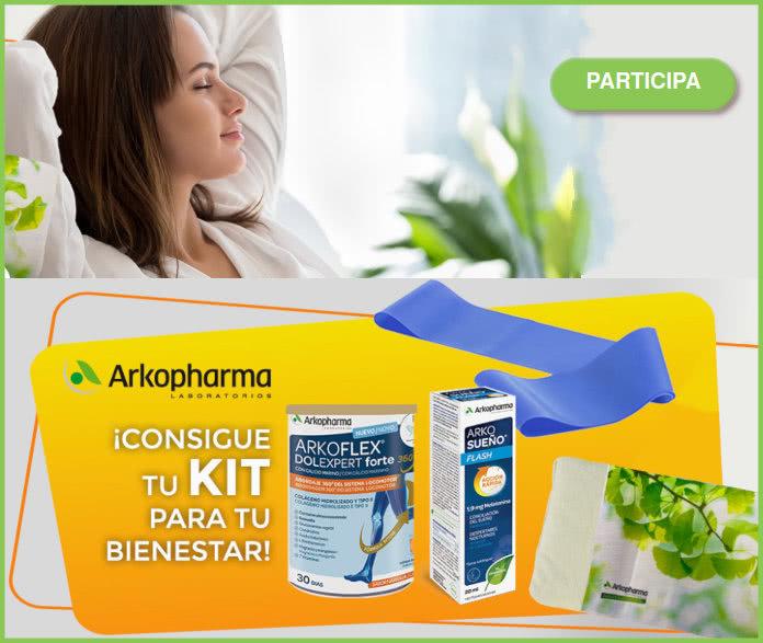 Arkopharma Kit Bienestar