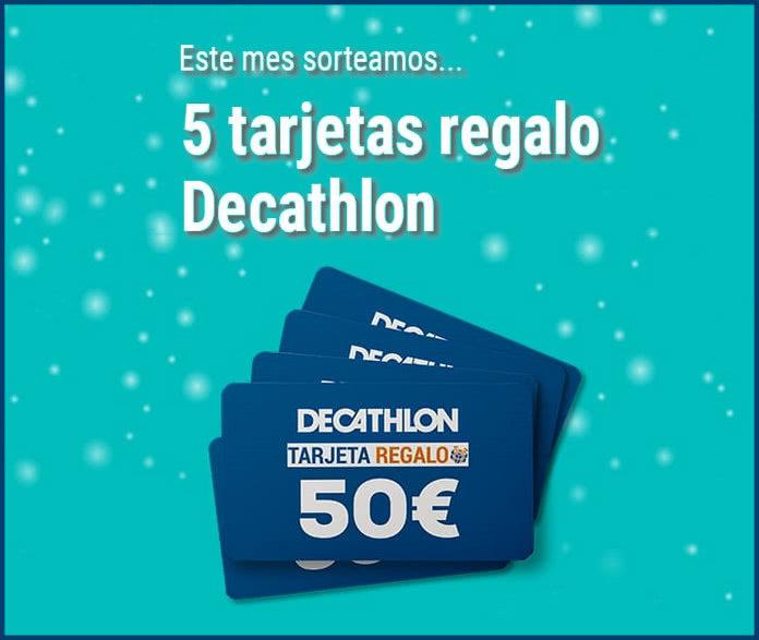 Central Lechera Asturiana 5 Tarjetas Regalo Decathlon