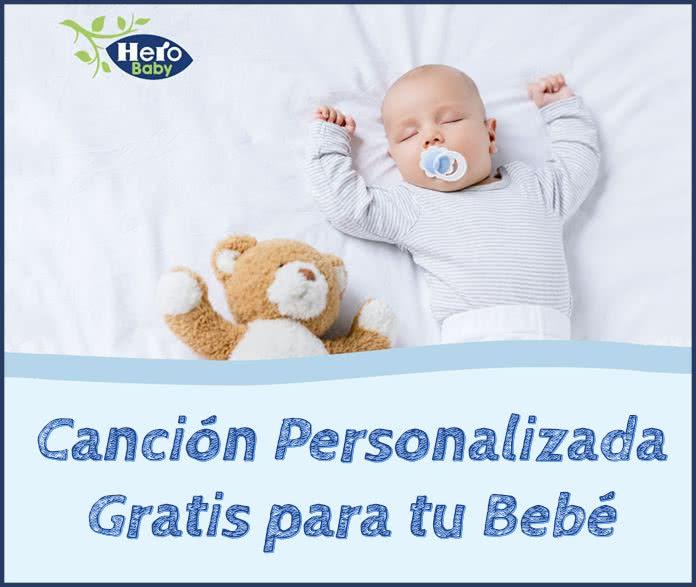 Hero Baby Canción Personalizada Gratis Para Bebé