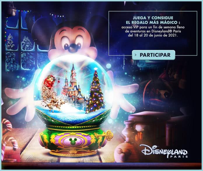 Kiabi Sorteo Viaje Disneyland Paris