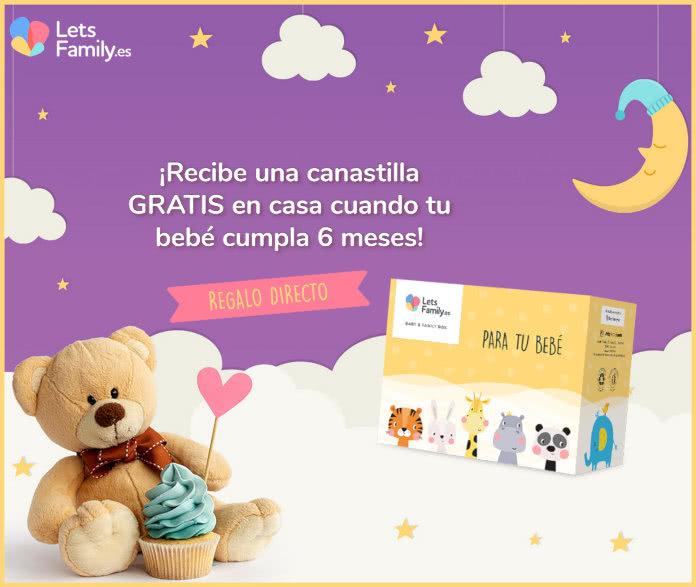 Lets Family Regala Canastillas Gratis Para Tu Bebé Regalos Y Muestras Gratis