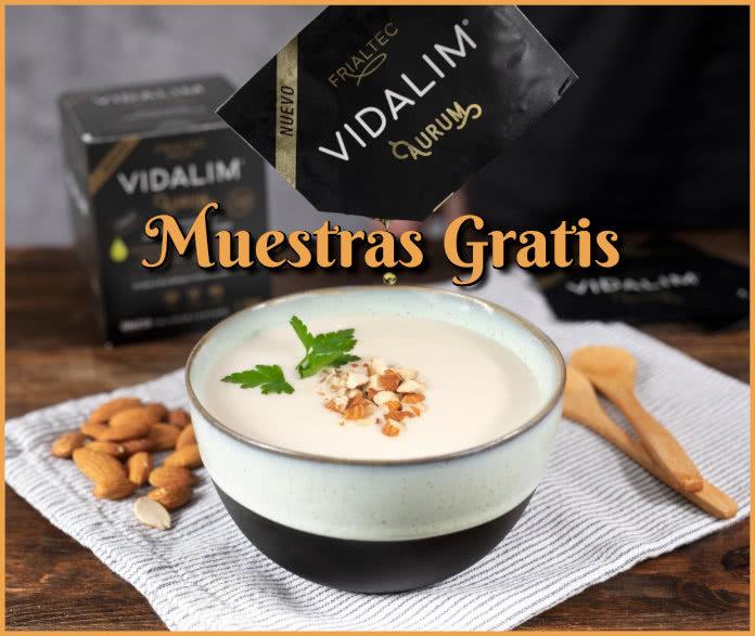 Muestras Gratis Correos Sampling Vidalium