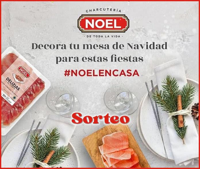 Noel Sorteo Crear Mesa Navidad