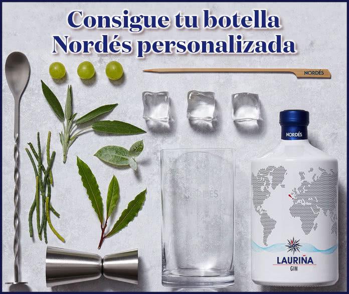 Nordés Sorteo Botellas Personalizadas