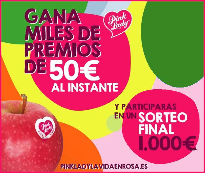 Pink Lady Premios 50euros Y Sorteo Final