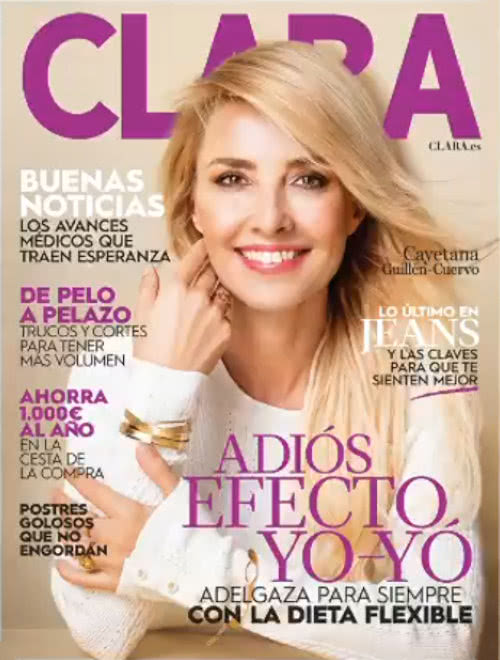 Portada Revista Clara Febrero 2021
