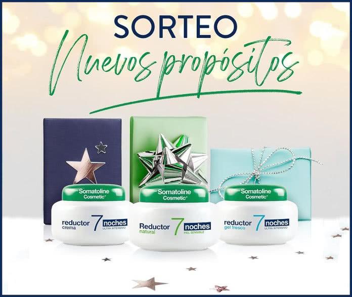 Somatoline Sorteo Nuevos Propositos
