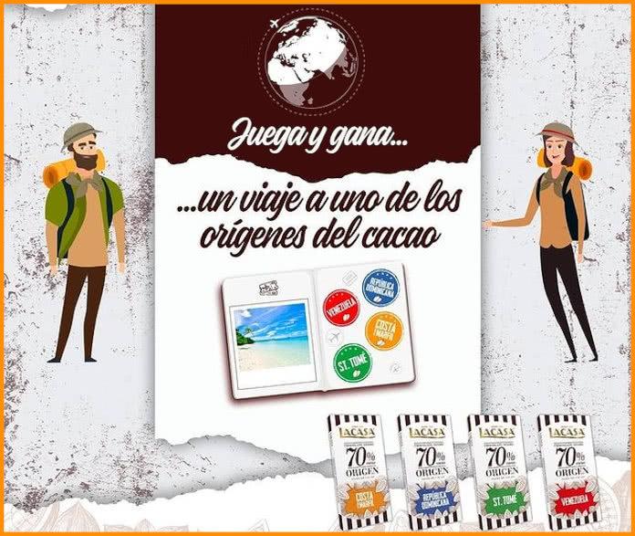 Sorteo Chocolates Lacasa Packs Y Viaje