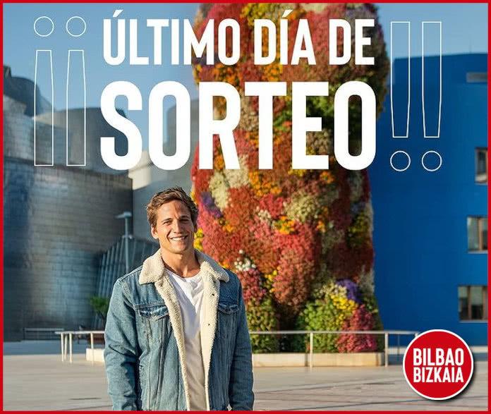 Sorteo Visit Bilbao Enero 2021