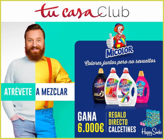 Tu Casa Club Micolor 6000 Euros Mas Regalo Directo