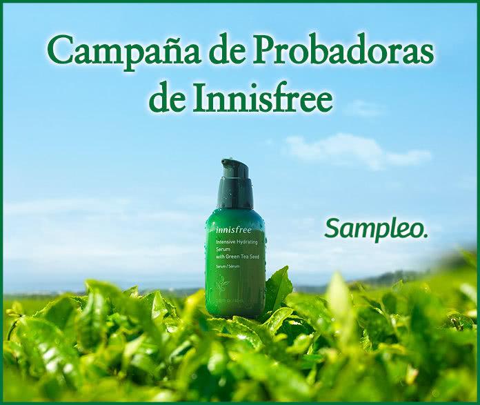 Sampleo Proyecto Innisfree