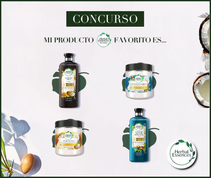 Herbal Essences Concurso