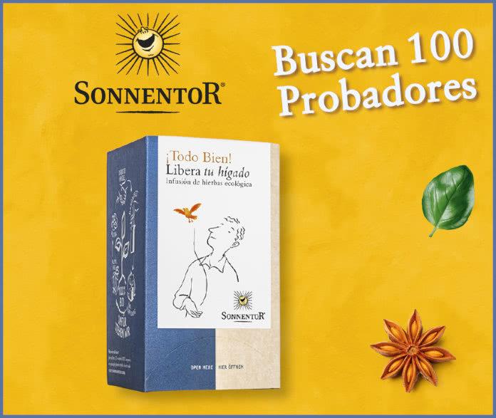Tvbio 100 Probadores Sonnentor