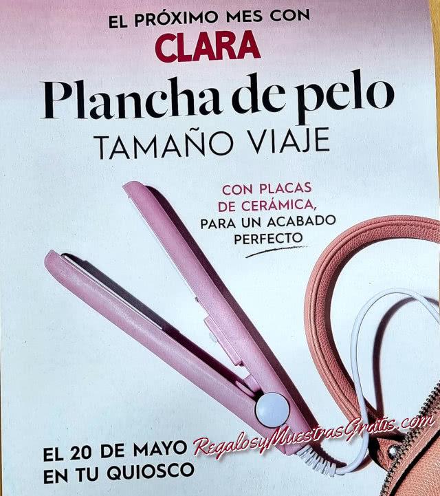 Avance Regalos Revistas Junio 2021 Clara