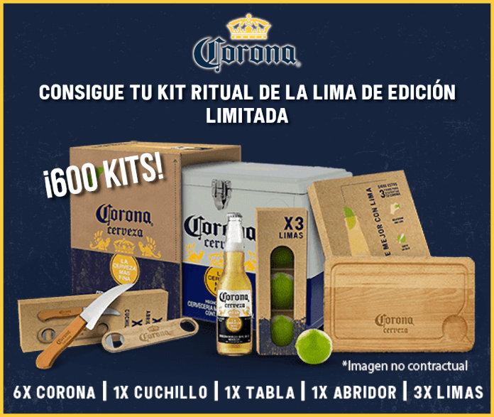Corona Sorteo Por Compra 600 Kits